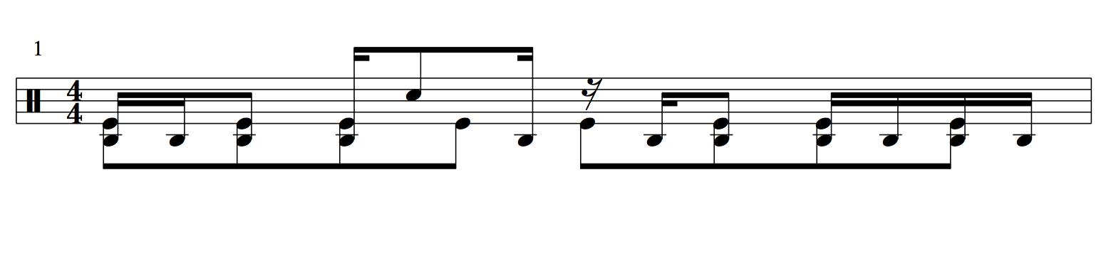 Intro/ Chorus 1