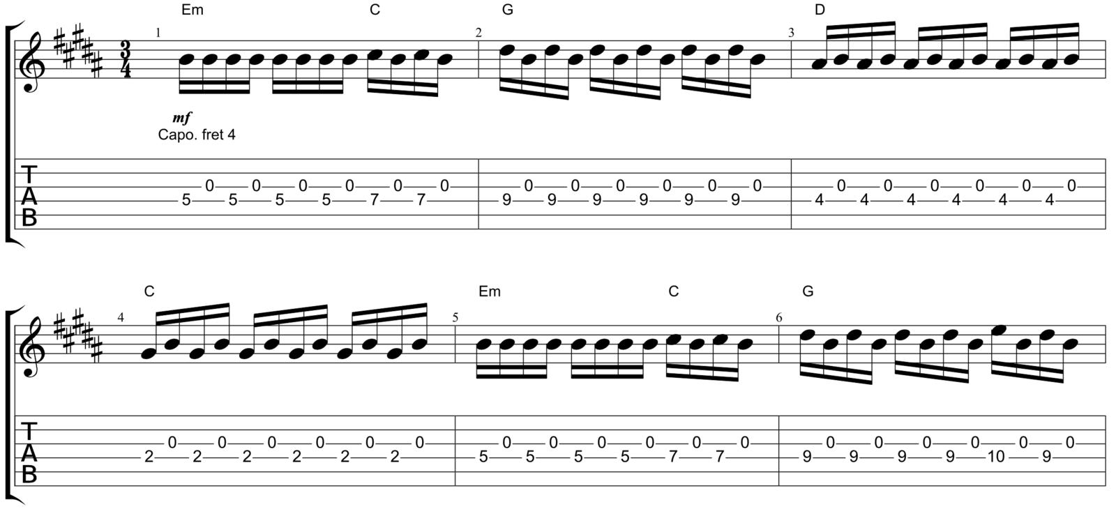 Acoustic Verse 2