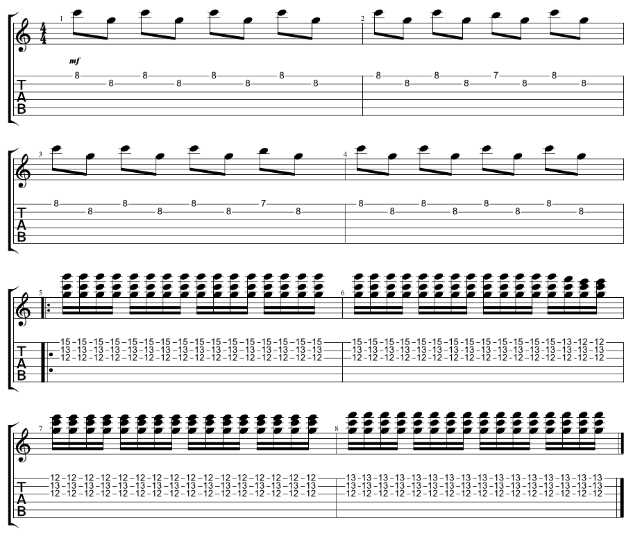 Lead Final Chorus
