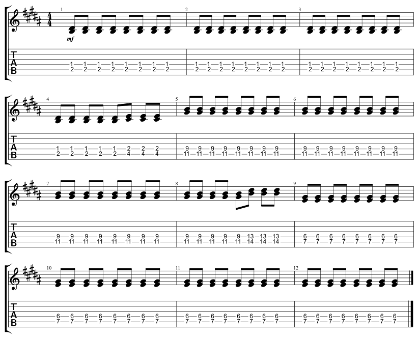 Lead Verse 1 (Part 1)