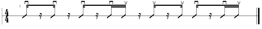 Strum Pattern 1