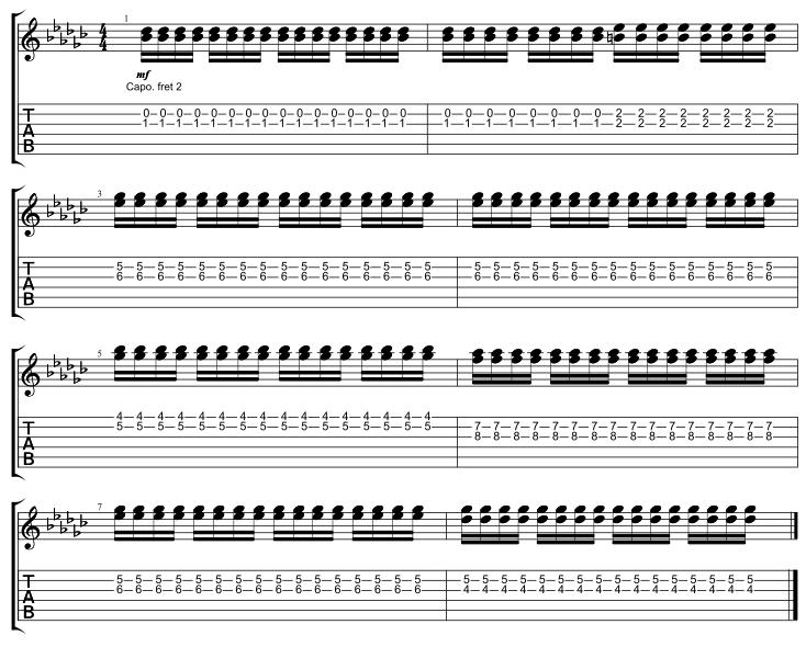 Rhythm Verse 1