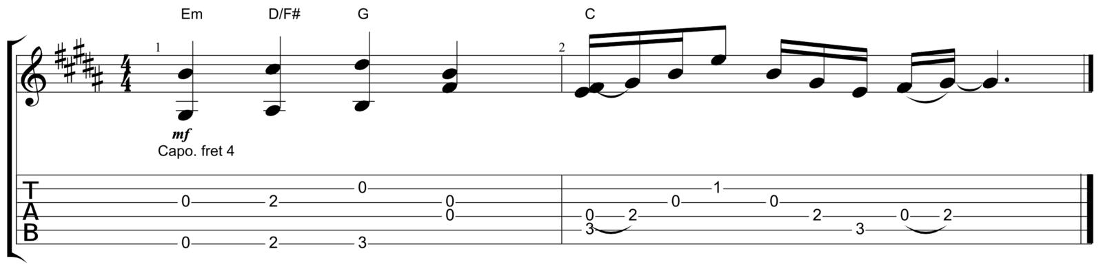 Acoustic Break
