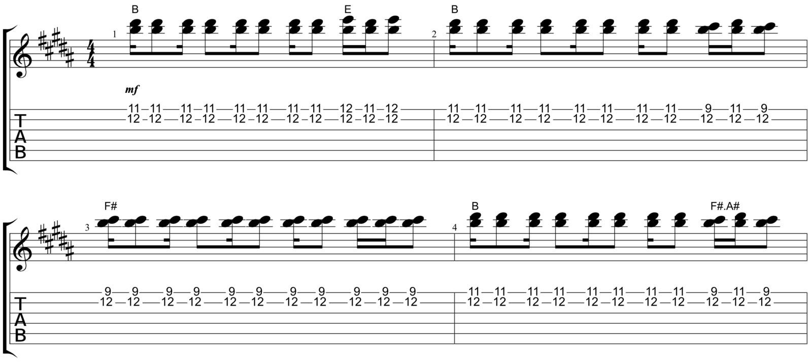 Lead Chorus 2