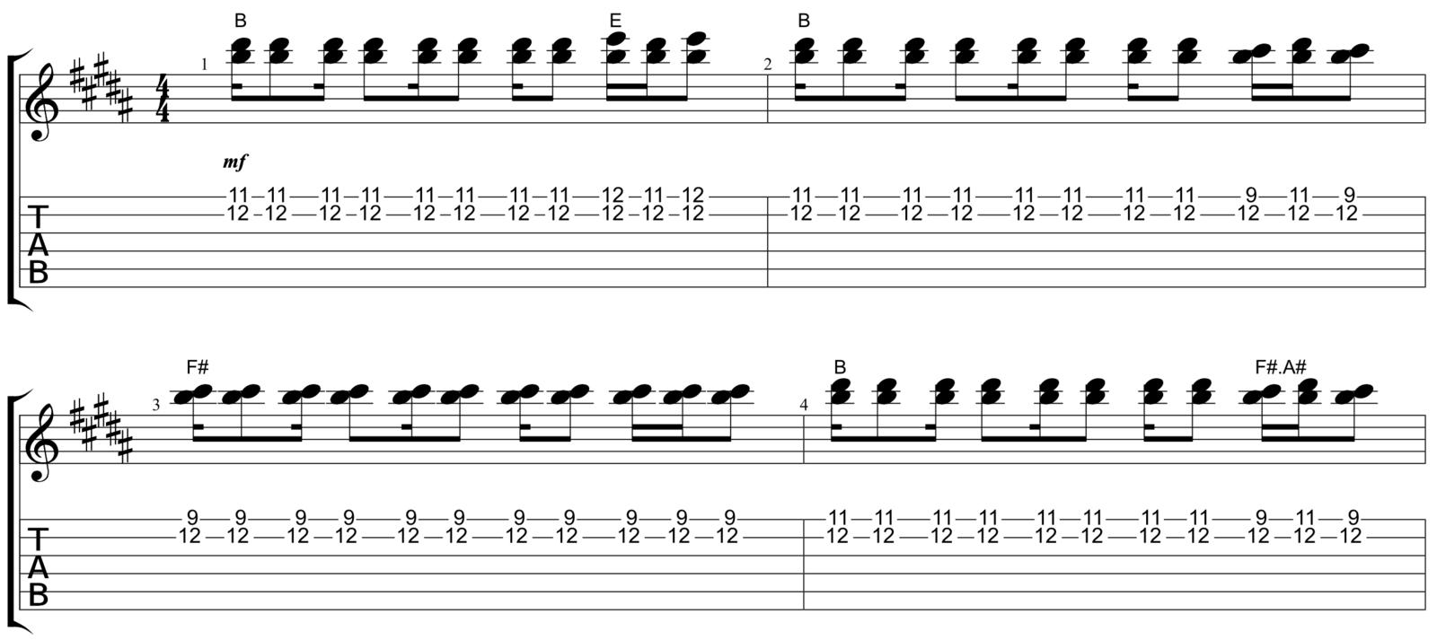 Lead Chorus 3