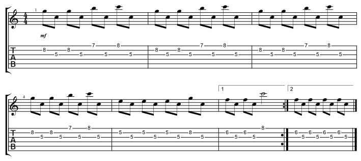 Lead Verse 1